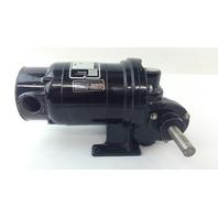 Bodine Electric Nci-12rg 90° Right Angle Gear Motor Assembly 115v 1/50hp NCI12RG
