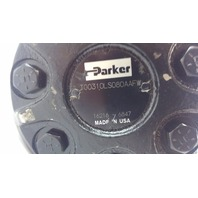 PARKER TG0310LS080AAFW HYDRAULIC MOTOR TG SERIES