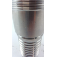 Dixon IXMS32 Stainless Steel 304 Holedall Fitting
