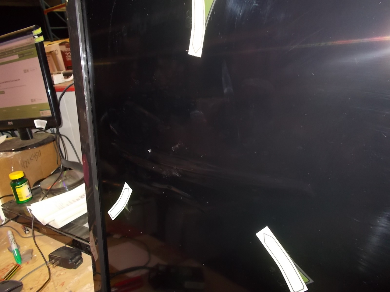 Emerson 39 lcd tv : Led string lights white
