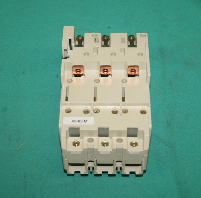 Telemecanique Lb1 Ld03m61 Lb1ld03m61 46 63a Overload Motor Protection Module Ebay
