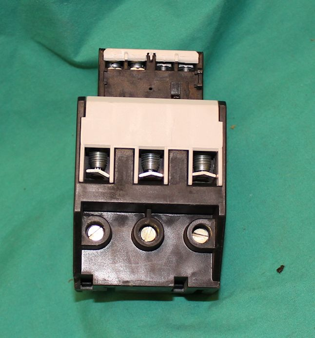 Ge Rt22e Iec Overload Relay 30 43a 43 Amp Amps Motor Starter
