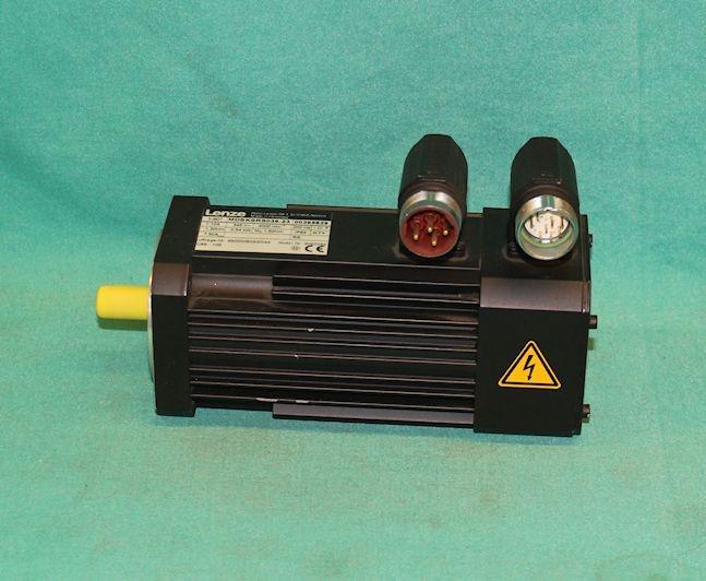 Lenze Mdsksrs036 23 Servo Motor New Ebay