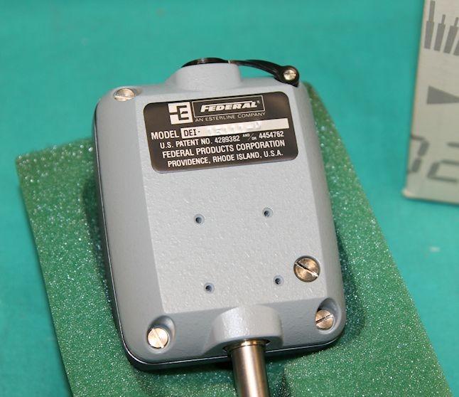 Digital Drop Indicator : Federal maxum mahr dei d digital indicator dial mm