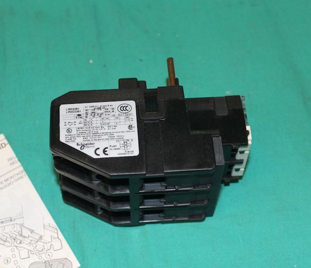 Telemecanique Lrd3361 Thermal Overload Relay 55 70a