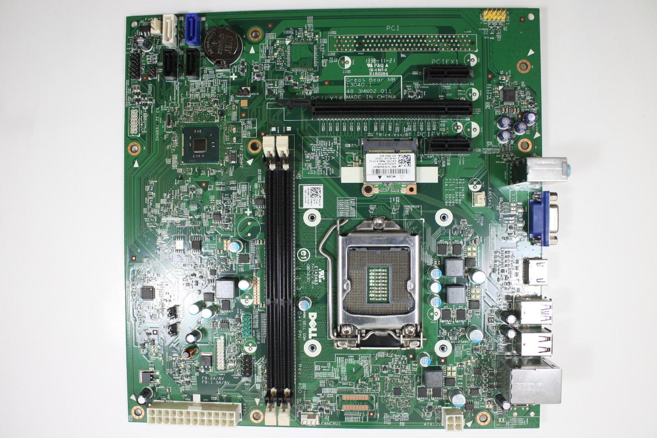 "Dell 24"" Inspiron 3847 088DT1 Desktop Motherboard Unit | eBay"