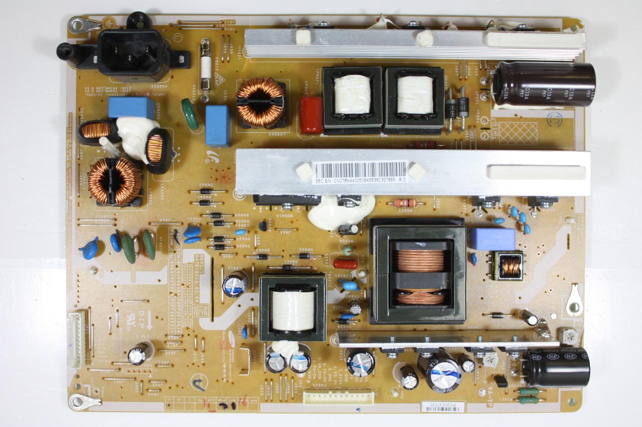 Power supply board for samsung plasma tv