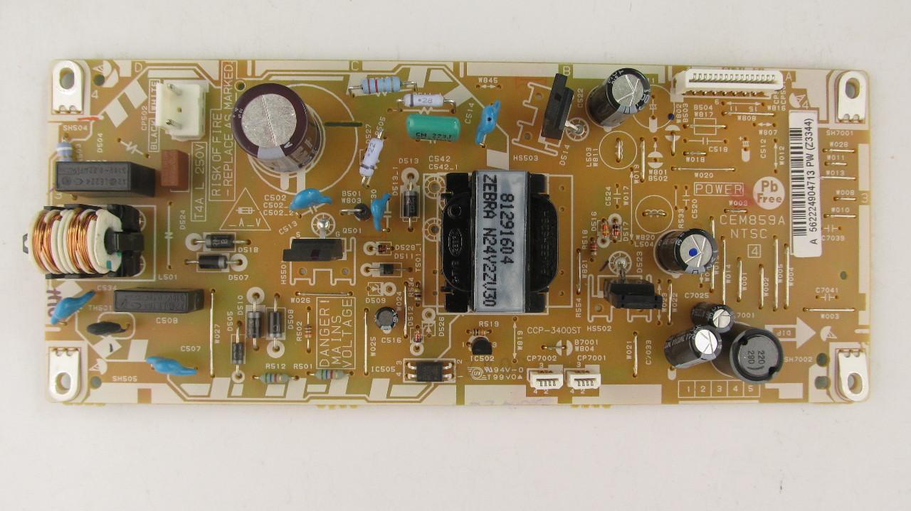 "Sansui 24"" SLED2490 CEM859A Power Supply Unit Board | eBay"