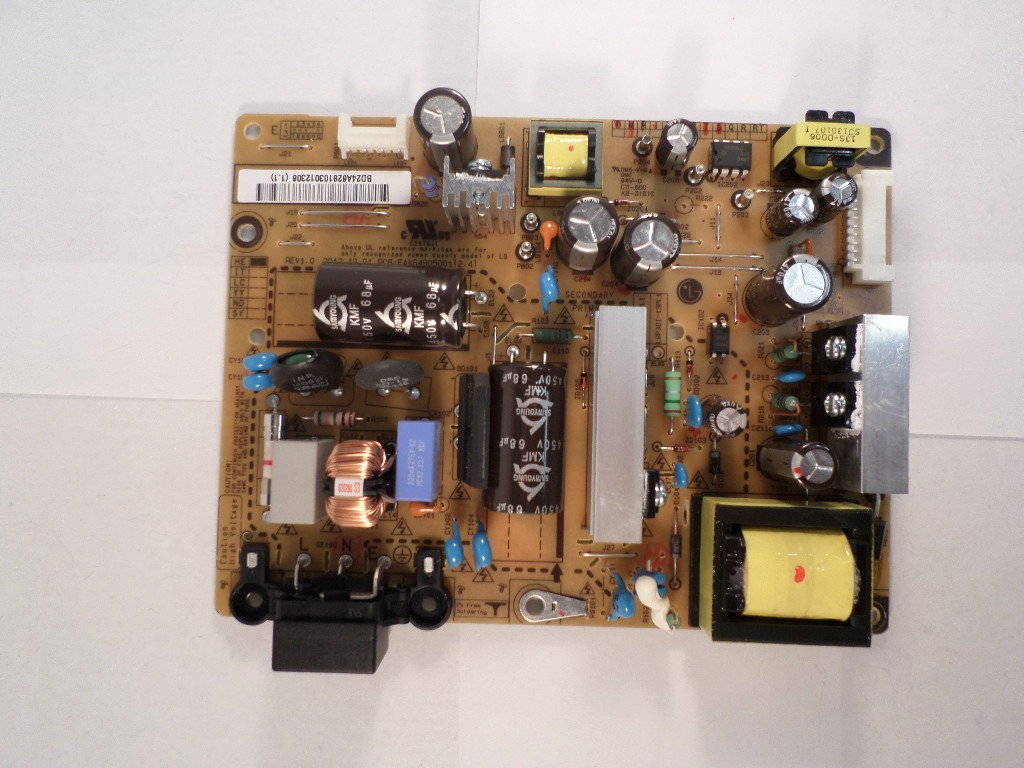lg 32 32ln530b eay62810301 lcd power supply board unit ebay. Black Bedroom Furniture Sets. Home Design Ideas