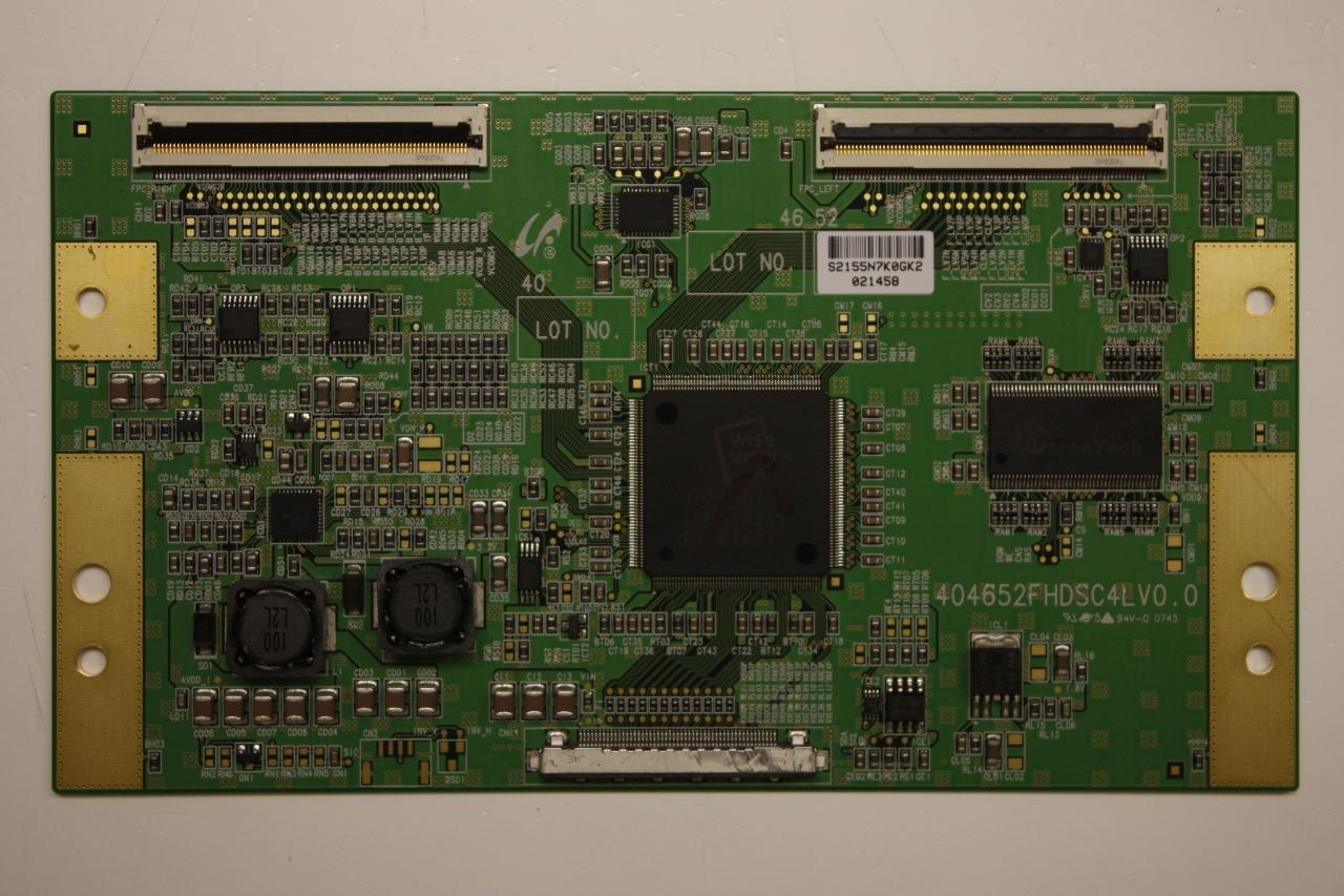 samsung modèle lnt5265fx / xaa manuel