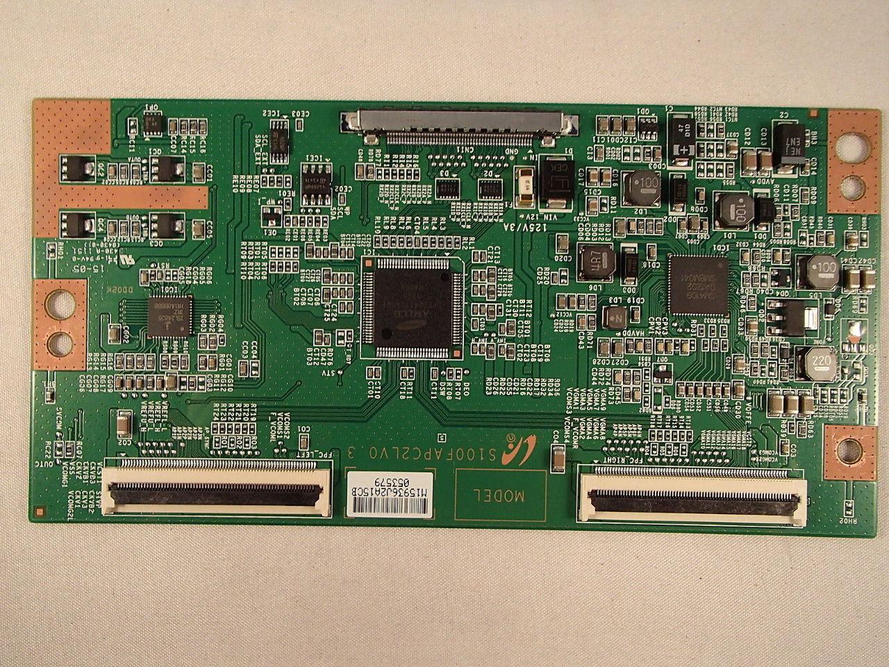 samsung t con board samsung 46 quot ln46d550 lj94 15936j philips rca t con lcd board unit ebay