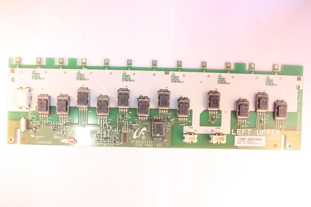 "Sony 52"" KDL-52W3000 LJ97-01474A LCD Backlight Inverter ..."
