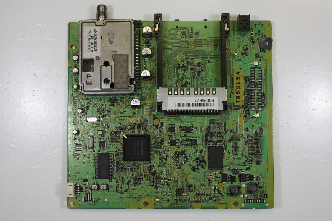 Panasonic 37 Quot Th 37px50u Tnpa3624ak Plasma Tuner Board