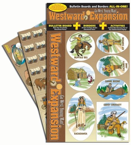Gallopade Publishing Group Westward Expansion - Go West, Young Man! (9780635063830)