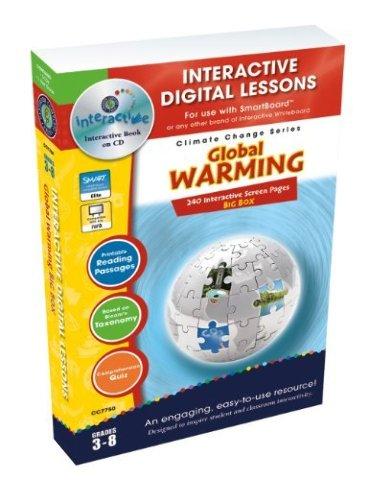 Global Warming Big Box - IWB Digital Lesson Plan (Gr. 3-8)