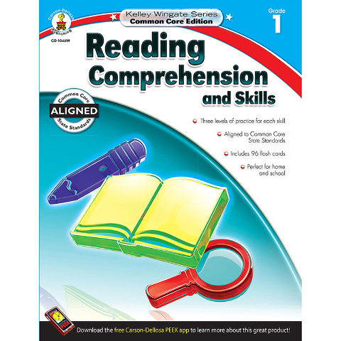 BOOK 1 READING COMPREHENSION AND