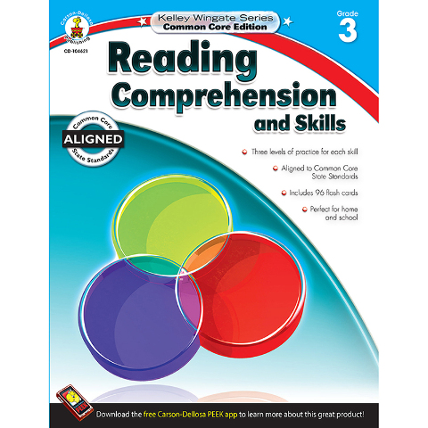 BOOK 3 READING COMPREHENSION AND