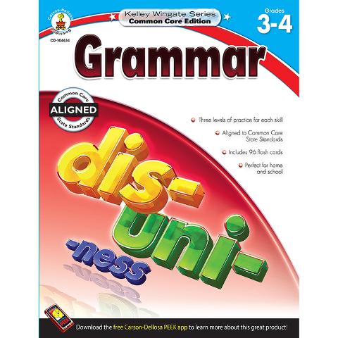 GRAMMAR BOOK GR 3-4