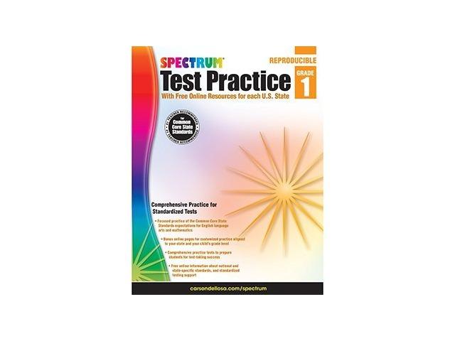 Test Practice Gr 1