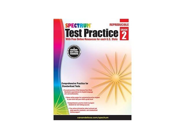 Test Practice Gr 2