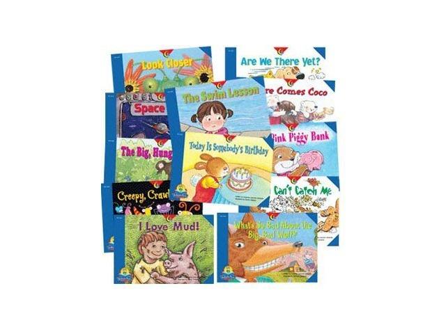Reading For Fluency Set 1 Variety Pack; 12 Books