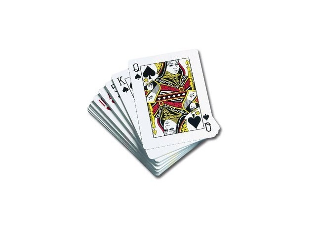 Standard Playing Cards Set; no. CTU7931