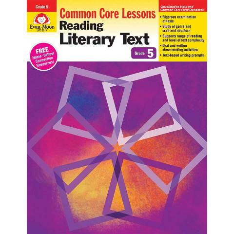 READING LITERARY TEXT GR 4