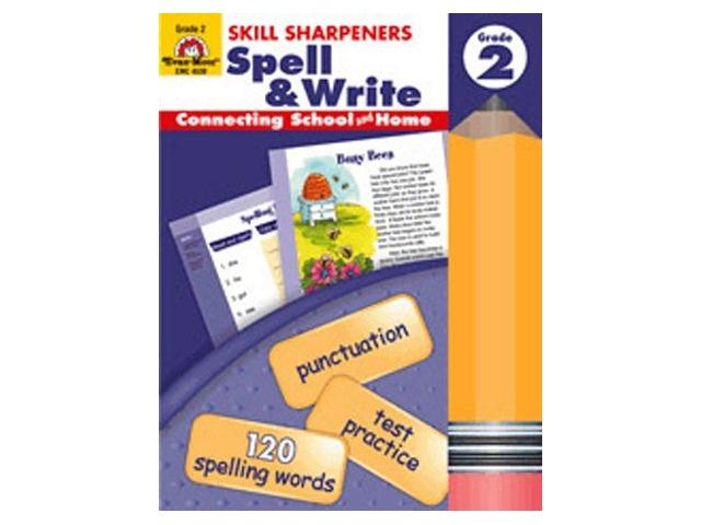 Spell & Write Gr 2