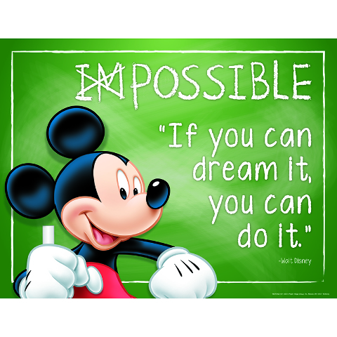 MICKEY POSSIBLE 17X22 POSTER