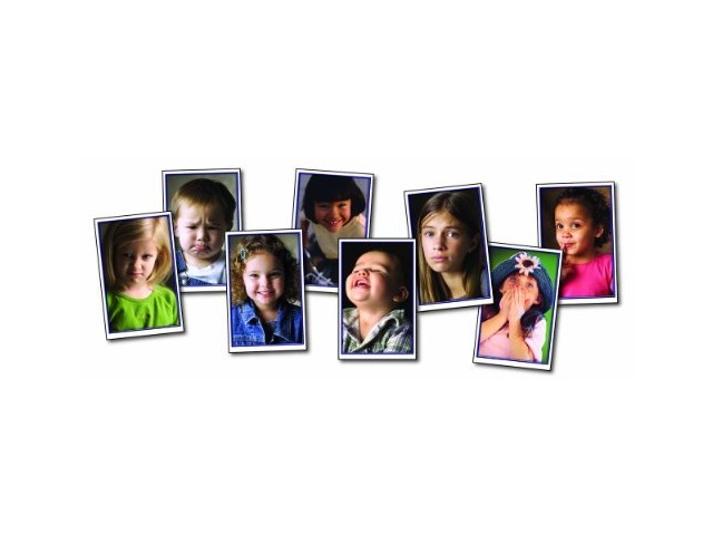 Carson Dellosa Key Education Emotions Learning Cards (845001)