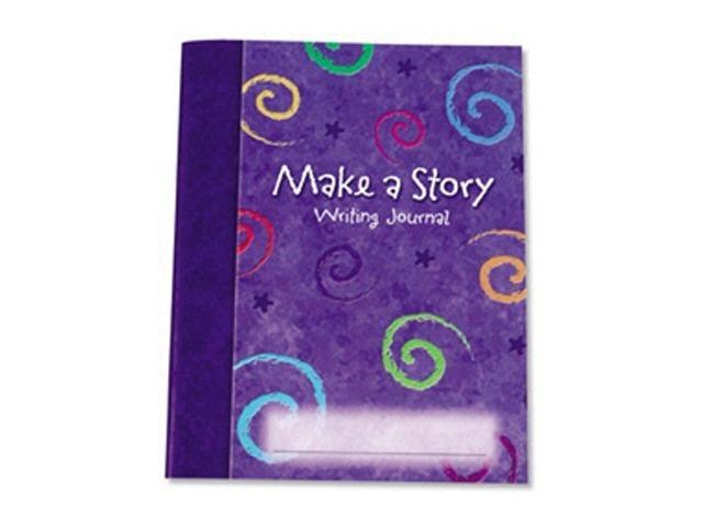 Make A Story Writing Journals; 7 x 9; 10 Per Set; no. LER3469