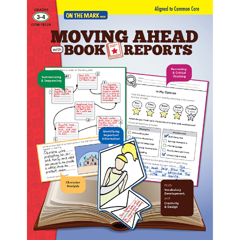 MOVING AHEAD WITH BOOK REPORTS