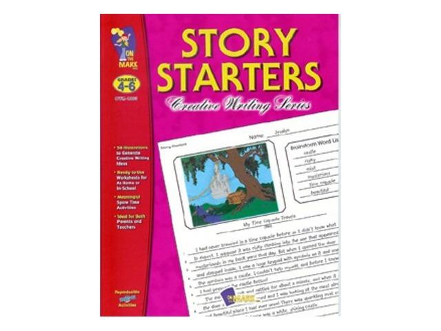 Story Starters Gr 4-6