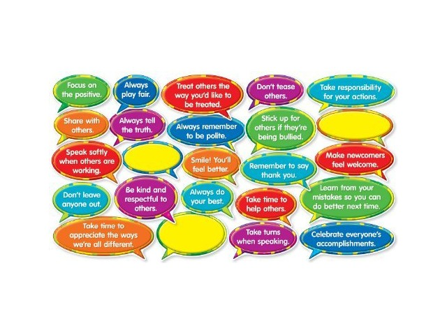 Good Character Quotes Mini Bulletin Board (SC546916)