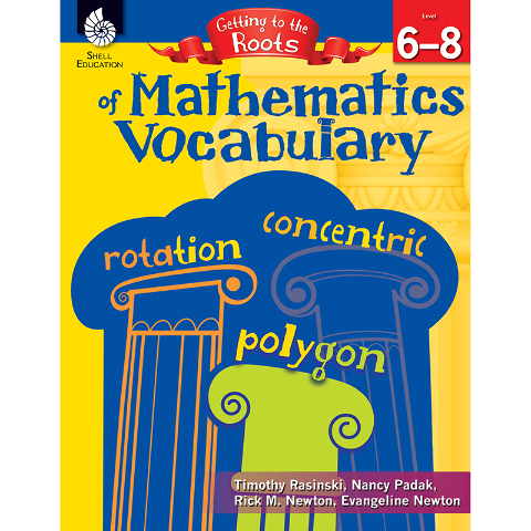 MATHEMATICS VOCABULARY GR 6-8