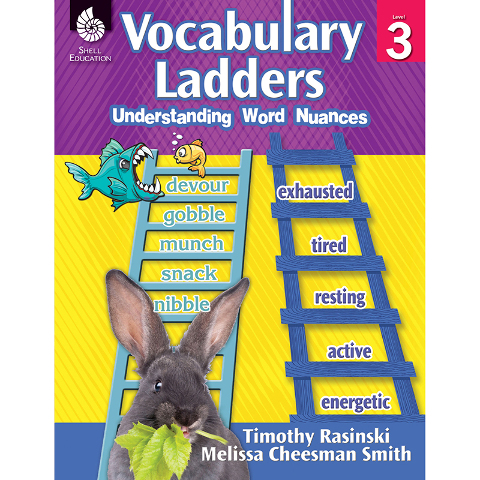 VOCABULARY LADDERS GR 3