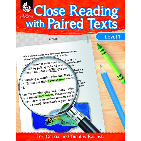 LEVEL 1 CLOSE READING WITH PAIRED