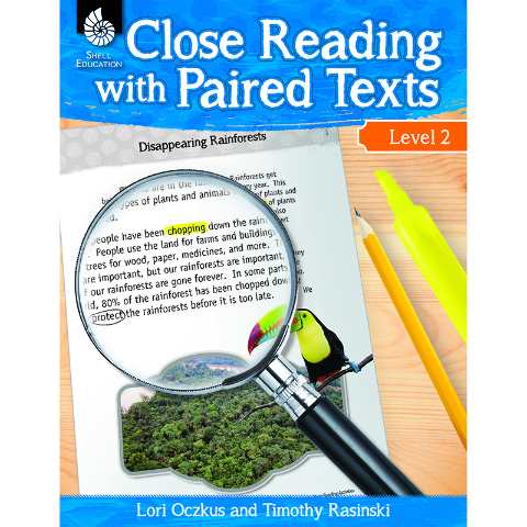 LEVEL 2 CLOSE READING WITH PAIRED