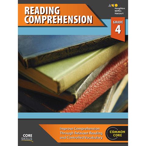 CORE SKILLS READING COMP GR 4