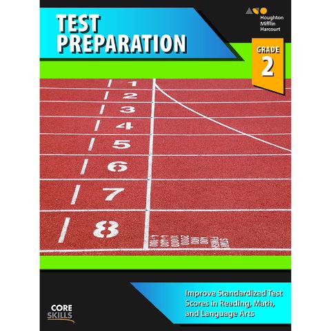 CORE SKILLS TEST PREPARATION GR 2