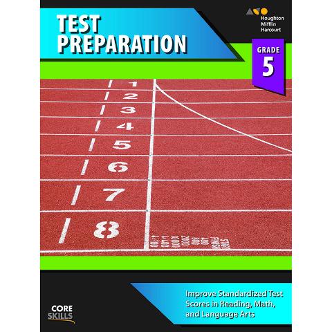 CORE SKILLS TEST PREPARATION GR 5