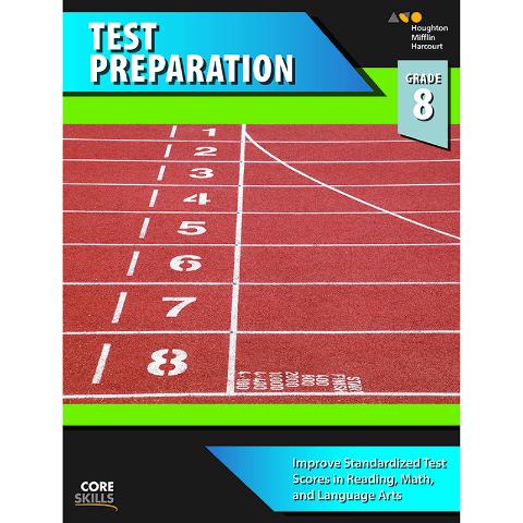 CORE SKILLS TEST PREPARATION GR 8