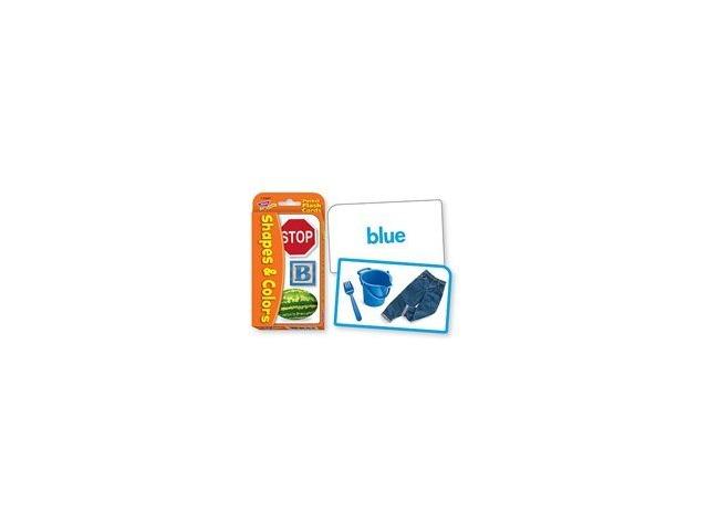Colors & Shapes Pocket Flash Cards