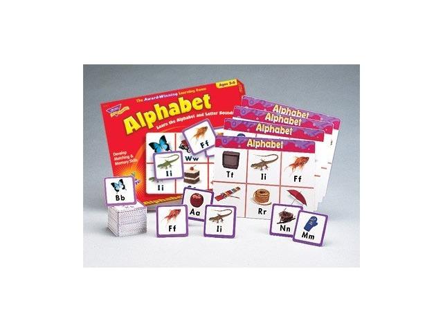 Match Me® Games: Alphabet