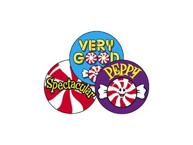 Peppy Peppermints Stinky Stickers
