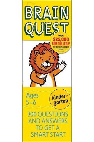 Brain Quest Grade K