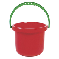 LARGE RED BUCKET