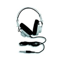CALIFONE INTERNATIONAL MONAURAL HEADPHONE 5 STRAIGHT CORD50-12000 HZ