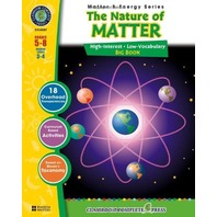 The Nature of Matter Big book (Matter & Energy)