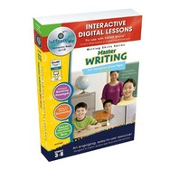 Master Writing Big Box - IWB Digital Lesson Plans (Writing Skills)